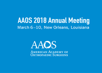 AAOS New Orleans 2018