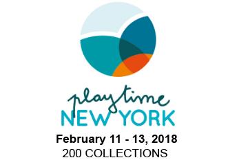 Playtime New York 2018