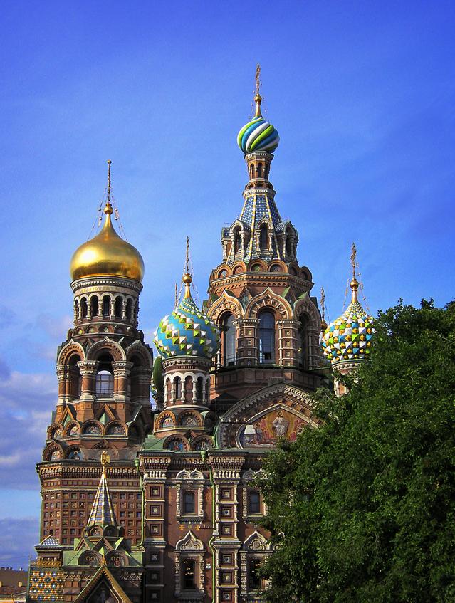 MOSKOVA - ST. PETERSBURG TURU