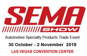 Sema Show Las Vegas 2018