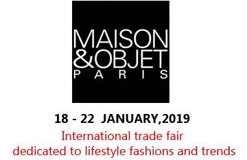 MAISON & OBJET PARIS 2019