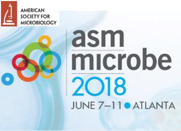 ASM Microbe Atlanta 2018
