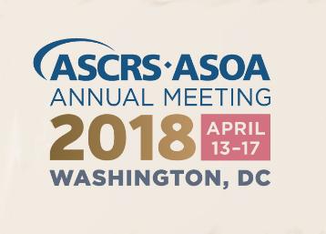 ASCRS - ASOA Washington 2018