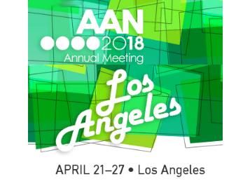 AAN Los Angeles 2018