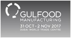 Gulfood Manufacturing Dubai 2017 Gida Isleme ve Paketleme Makineleri Fuari