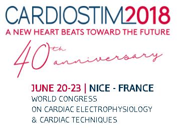Cardiostim Nice 2018