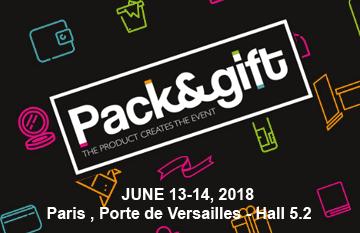 Pack & Gift Paris 2018