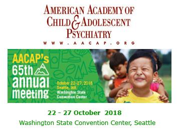 AACAP Seattle 2018