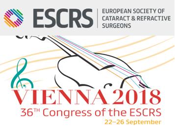 ESCRS Vienna 2018