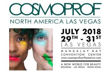 Cosmoprof North America Las Vegas 2018